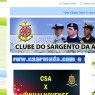 Novo Website do Clube do Sargento da Armada